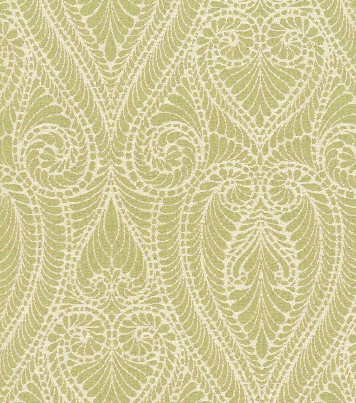 Home Decor 8\u0022x8\u0022 Swatch Fabric-IMAN Home Isen Damask Bamboo
