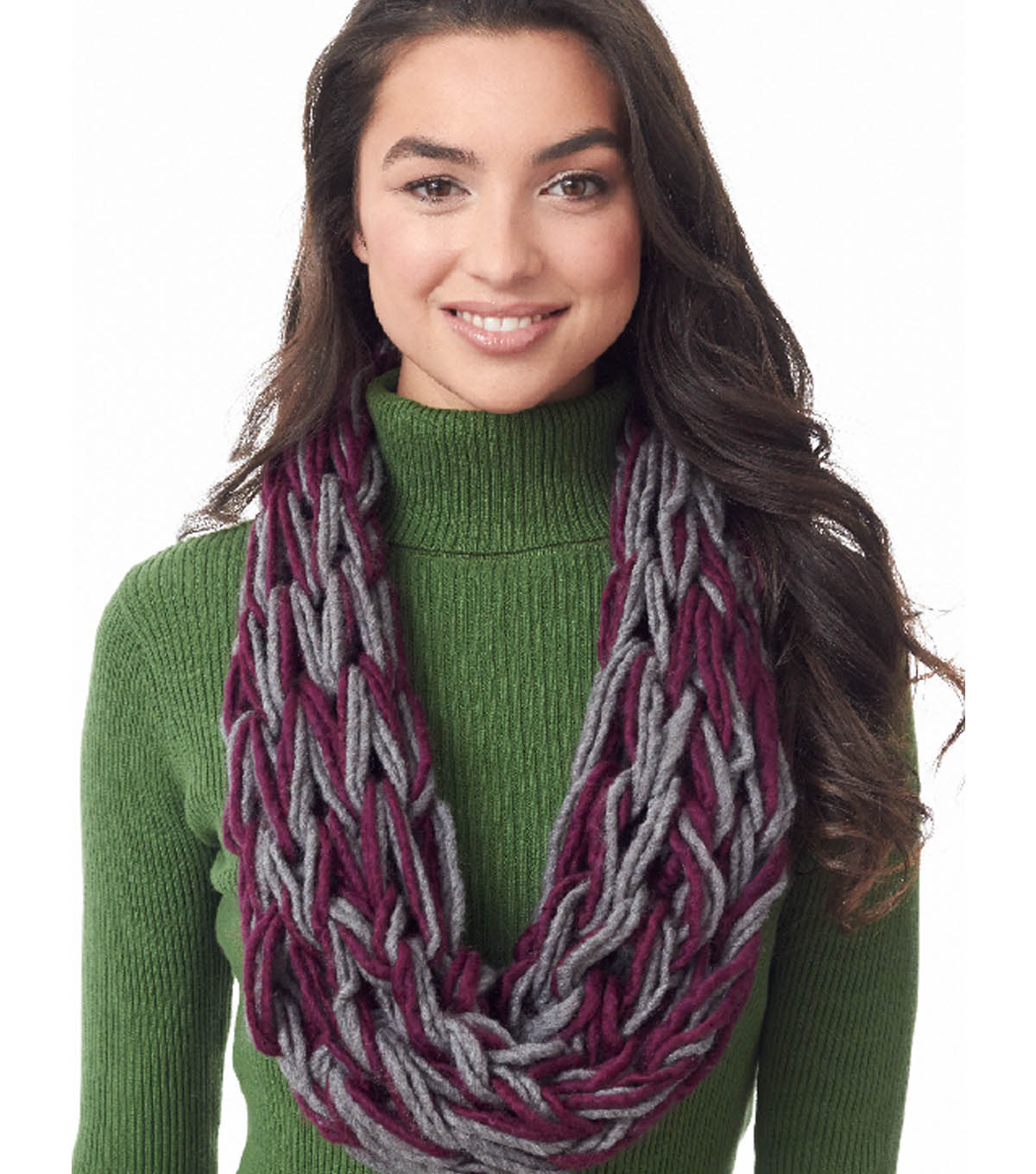 Totally Tubular Arm Knit Cowl