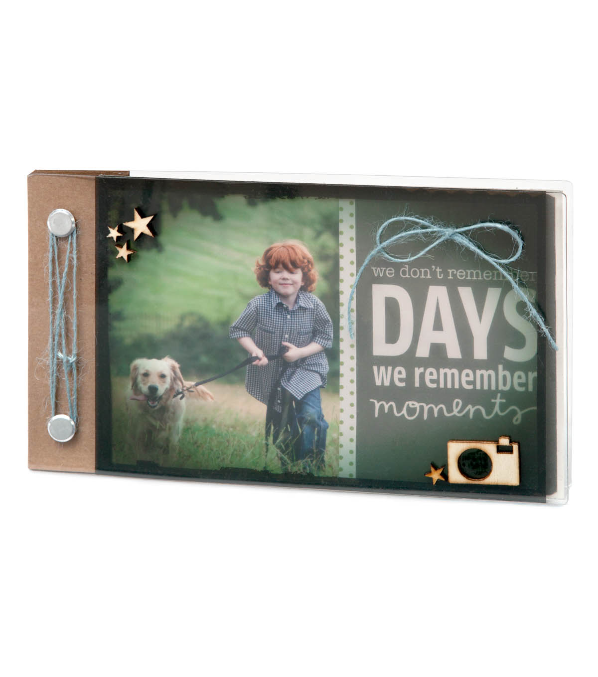 Days and Moments Flip Book