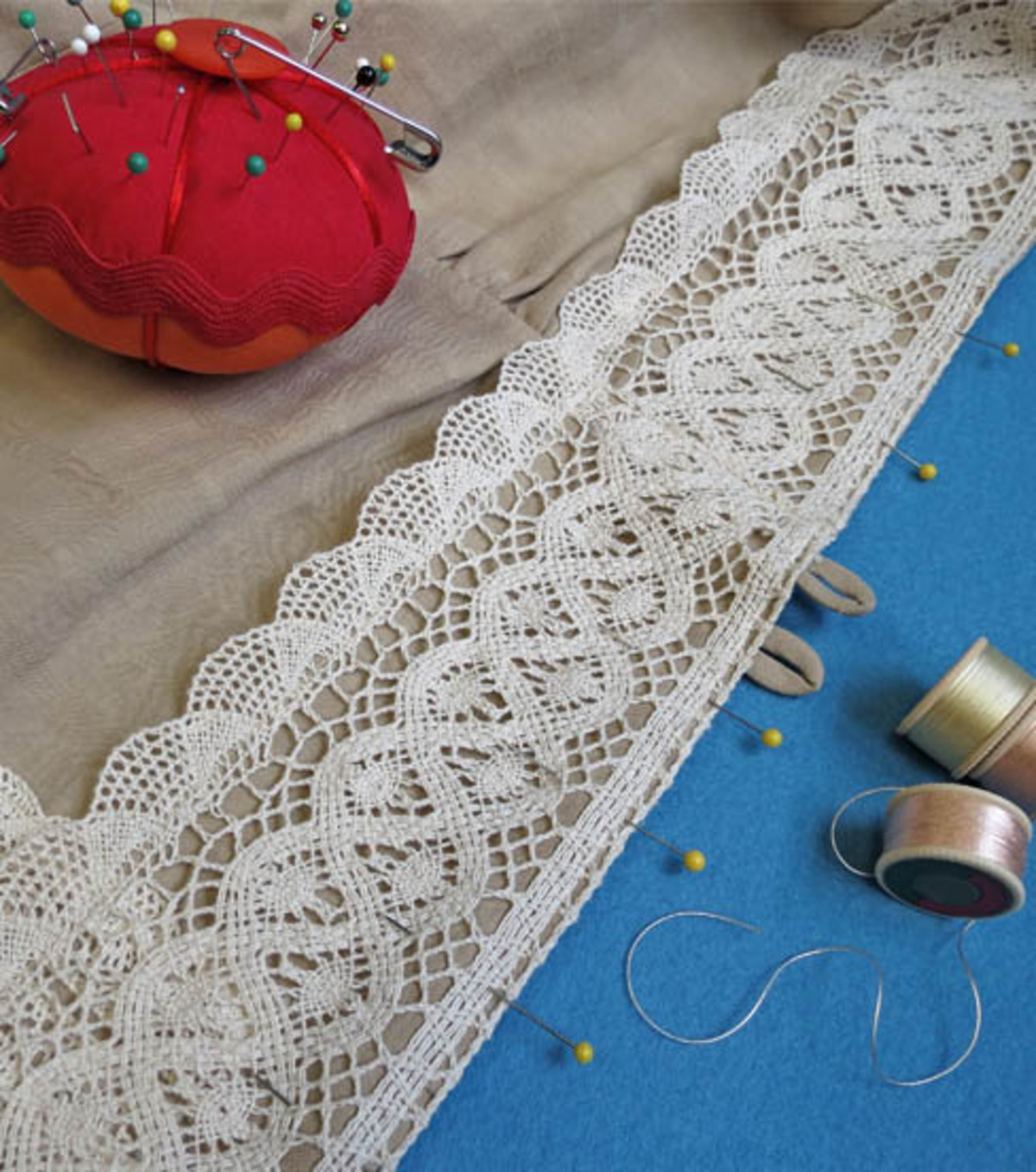 Lace & Trim Guide