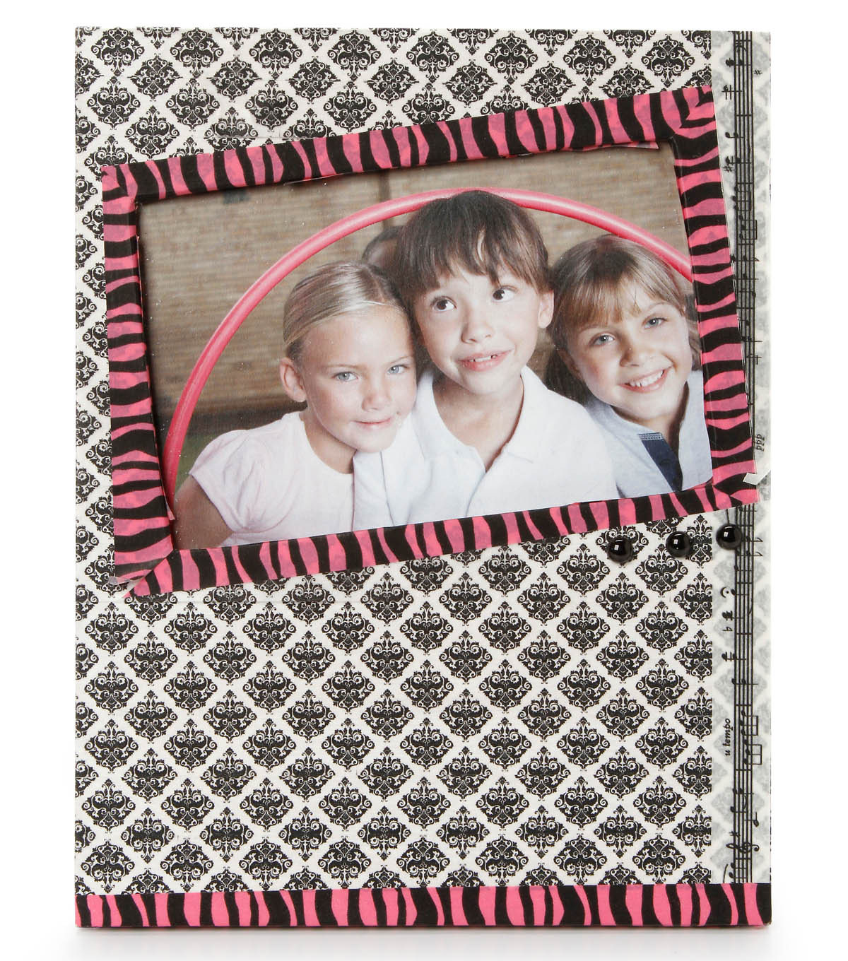 Washi Covered Frame