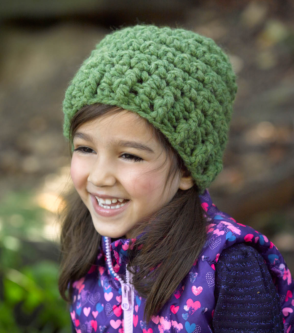 Perfectly Simple Crochet Hat