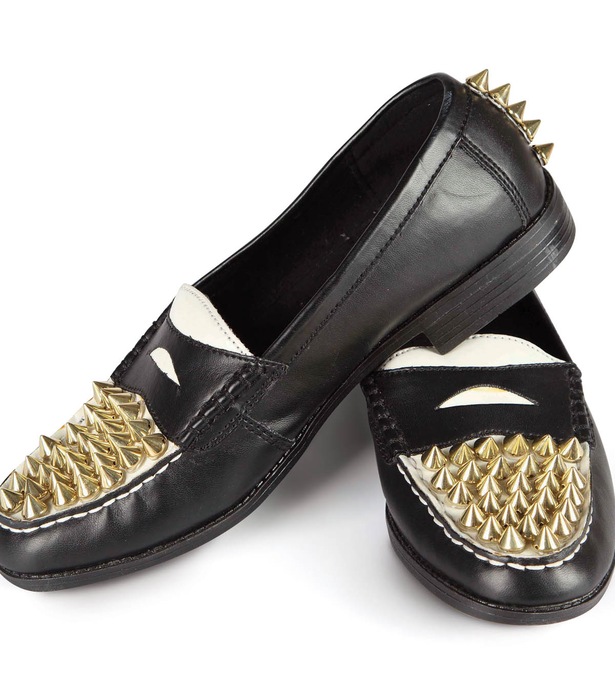 Hardcore Style Loafers