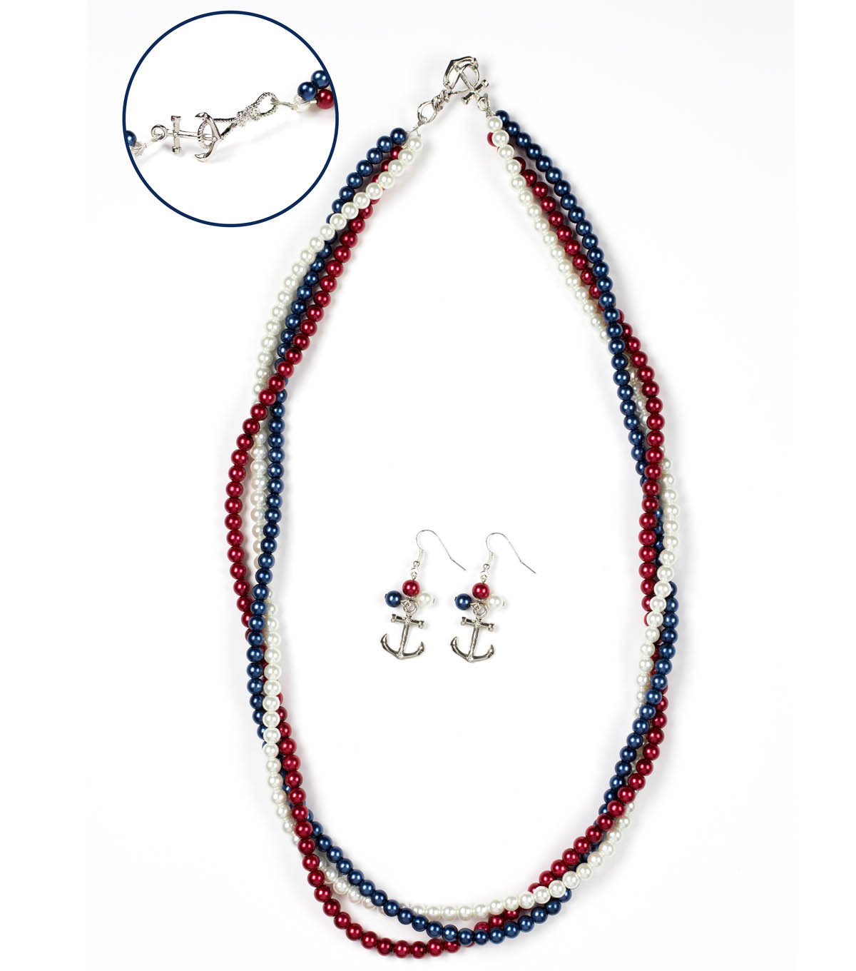 Nautical by Nature Necklace and Earrings
