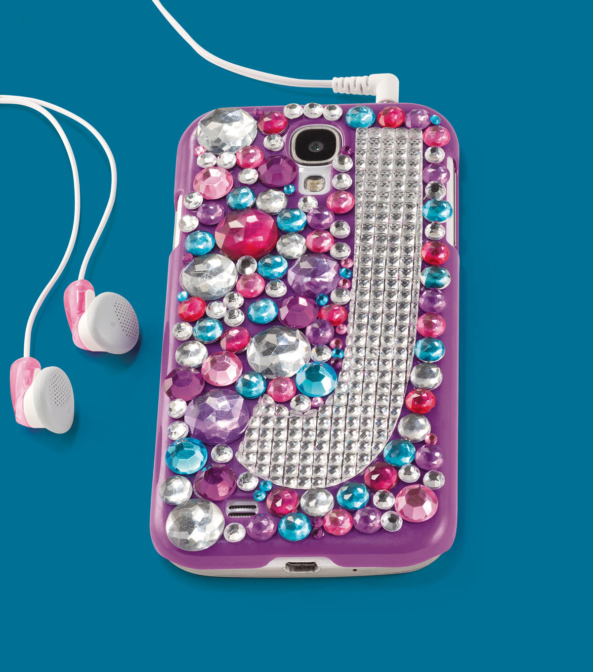 The Big Bling Cell Phone Case