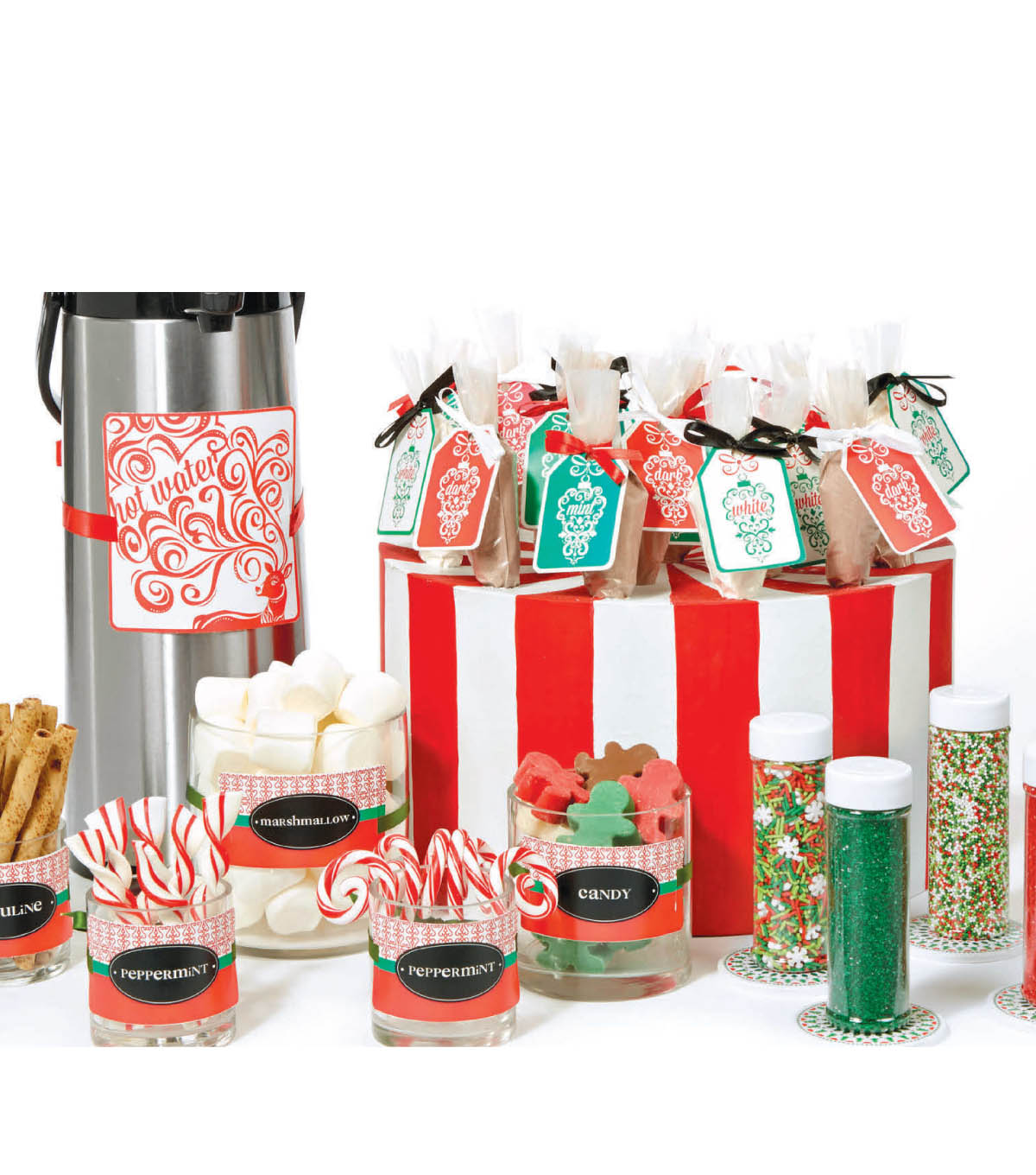 Santa\u0027s Hot Cocoa Station