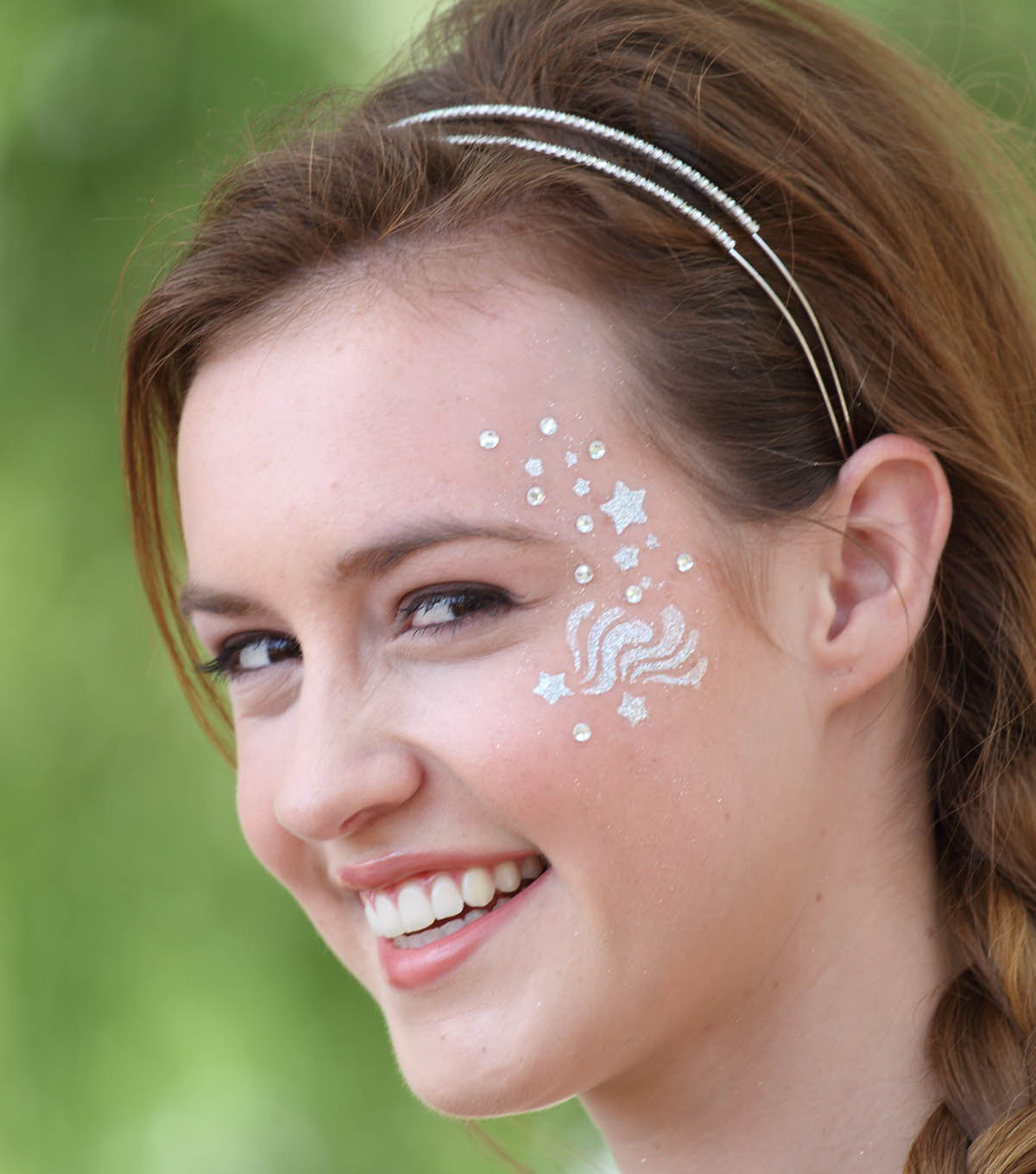 Prom Night Beauty Body Art