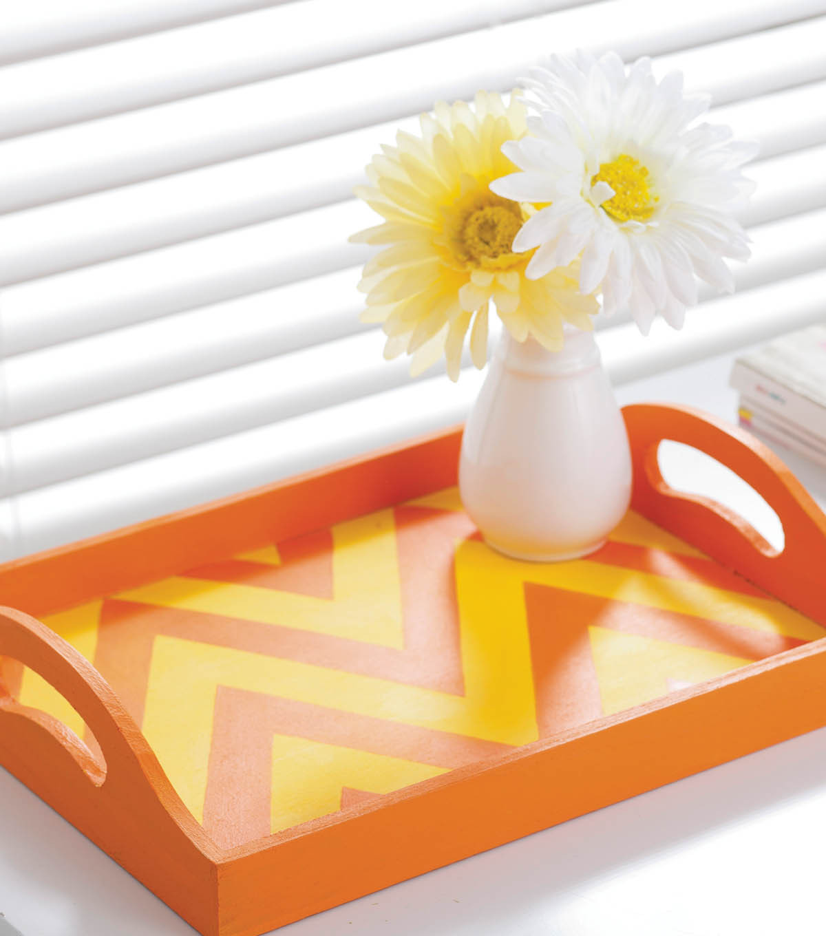 Chevron Tray