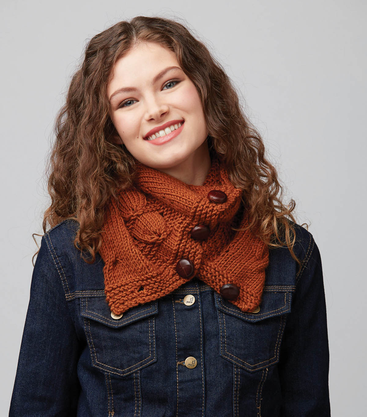 Cable Edged Cowl