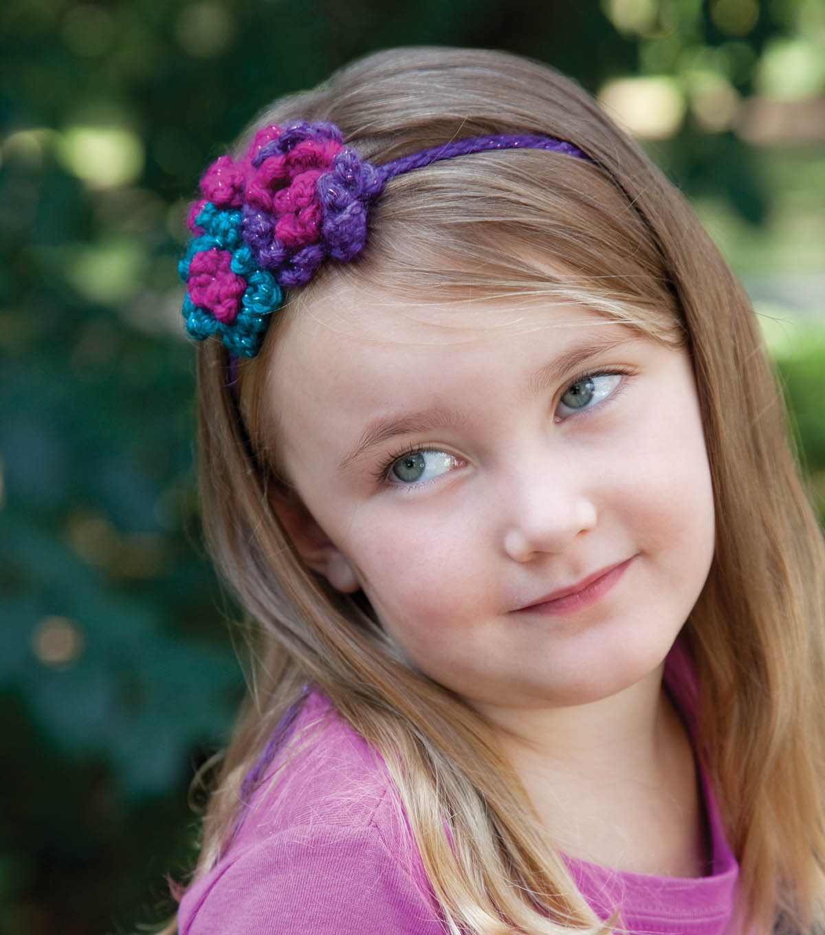 Simply Soft® Party™ Flower Headband