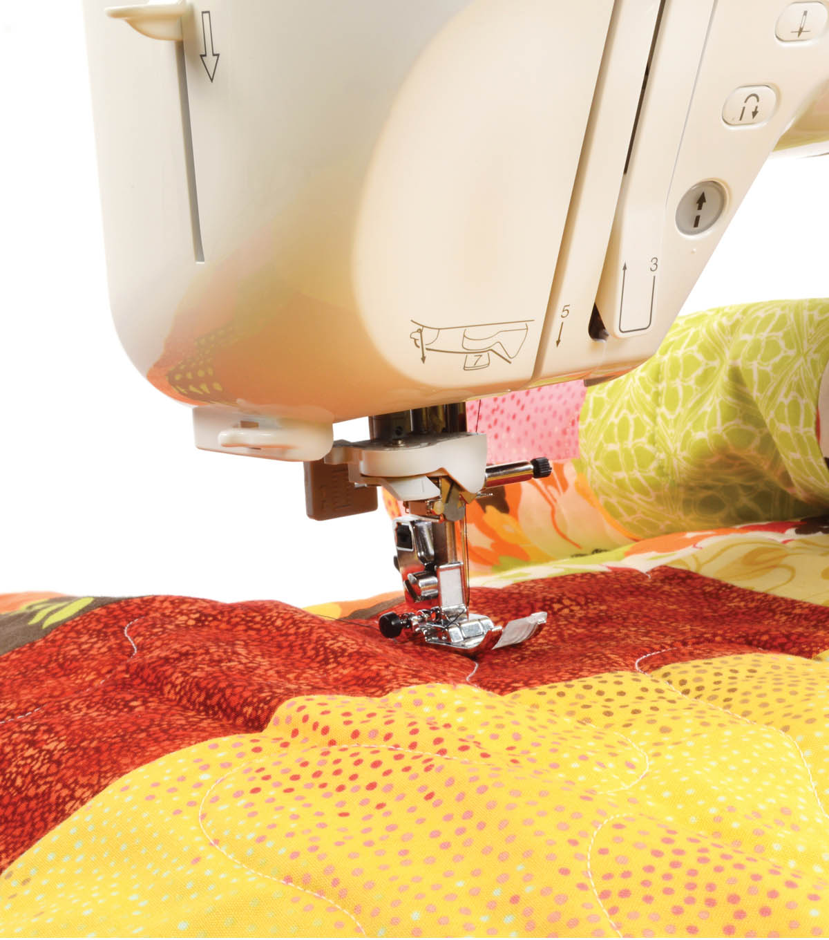 Machine Quilting Guide