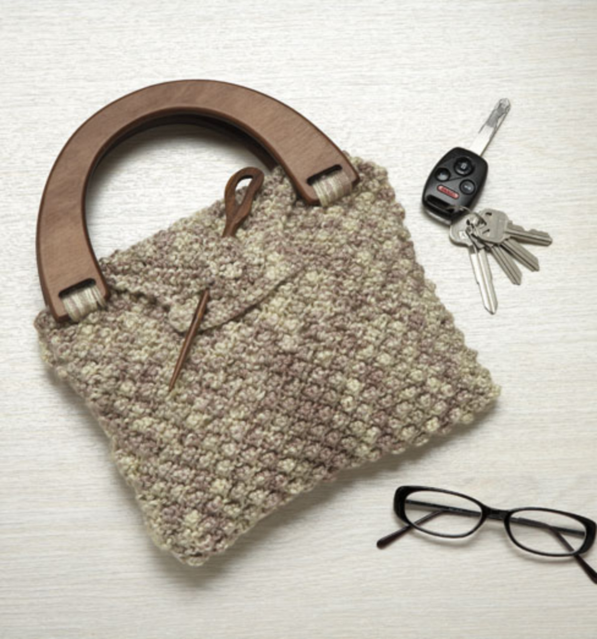Knitted Sensations Purse
