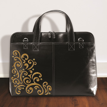 Flourish Purse