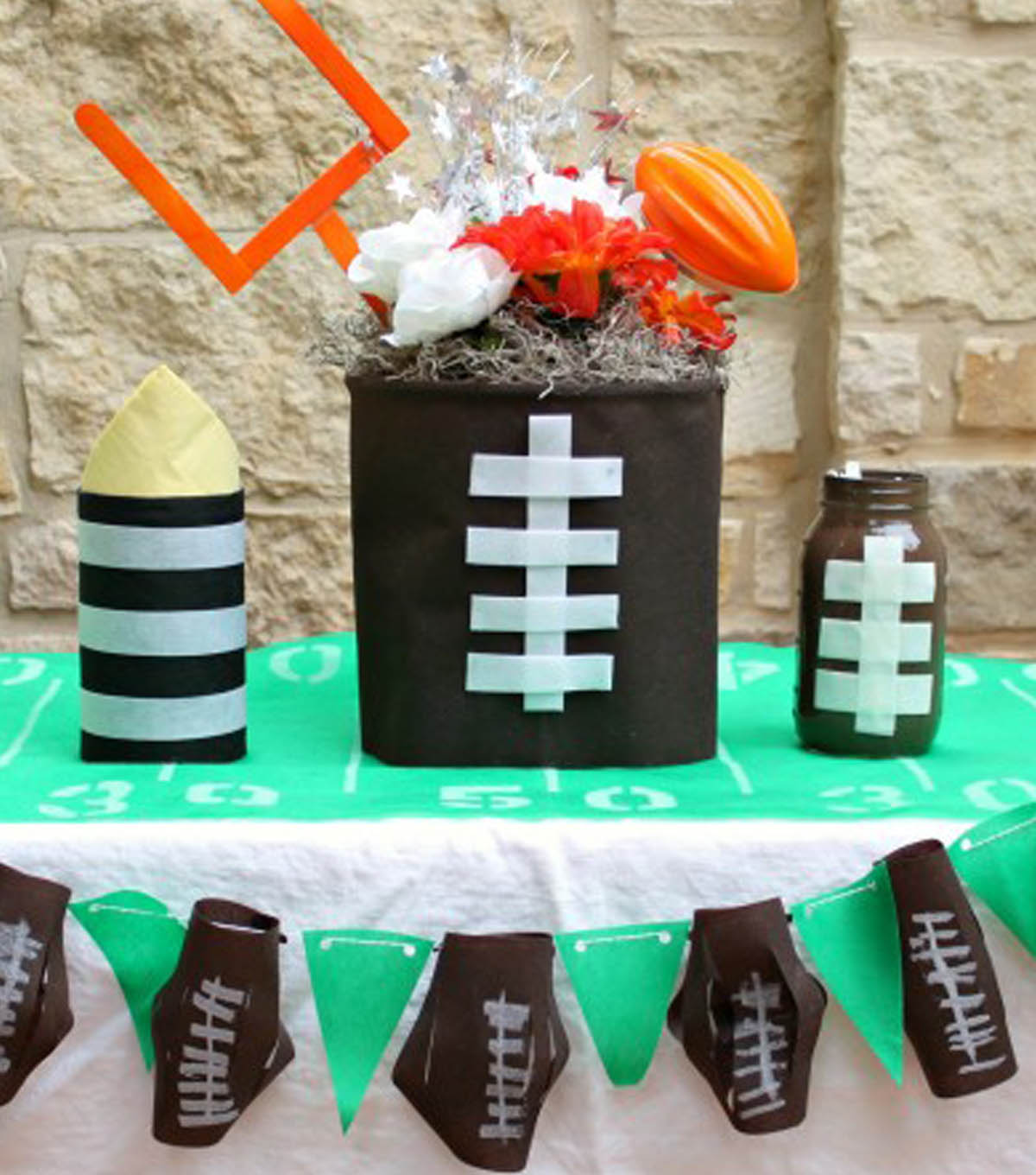 Football Party Craft