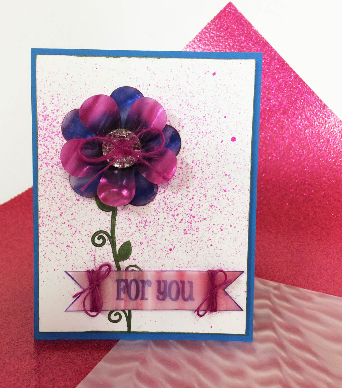 Vertigo \u0022For You\u0022 Card