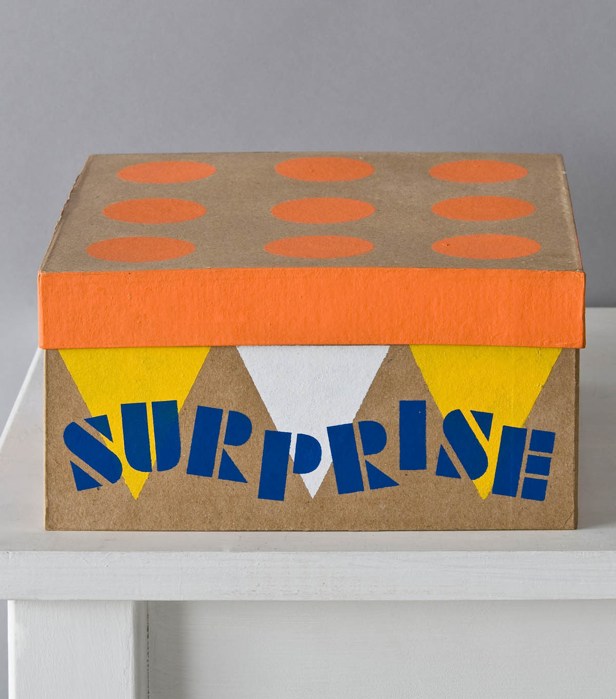 Handmade Charlotte Party - Surprise Gift Box