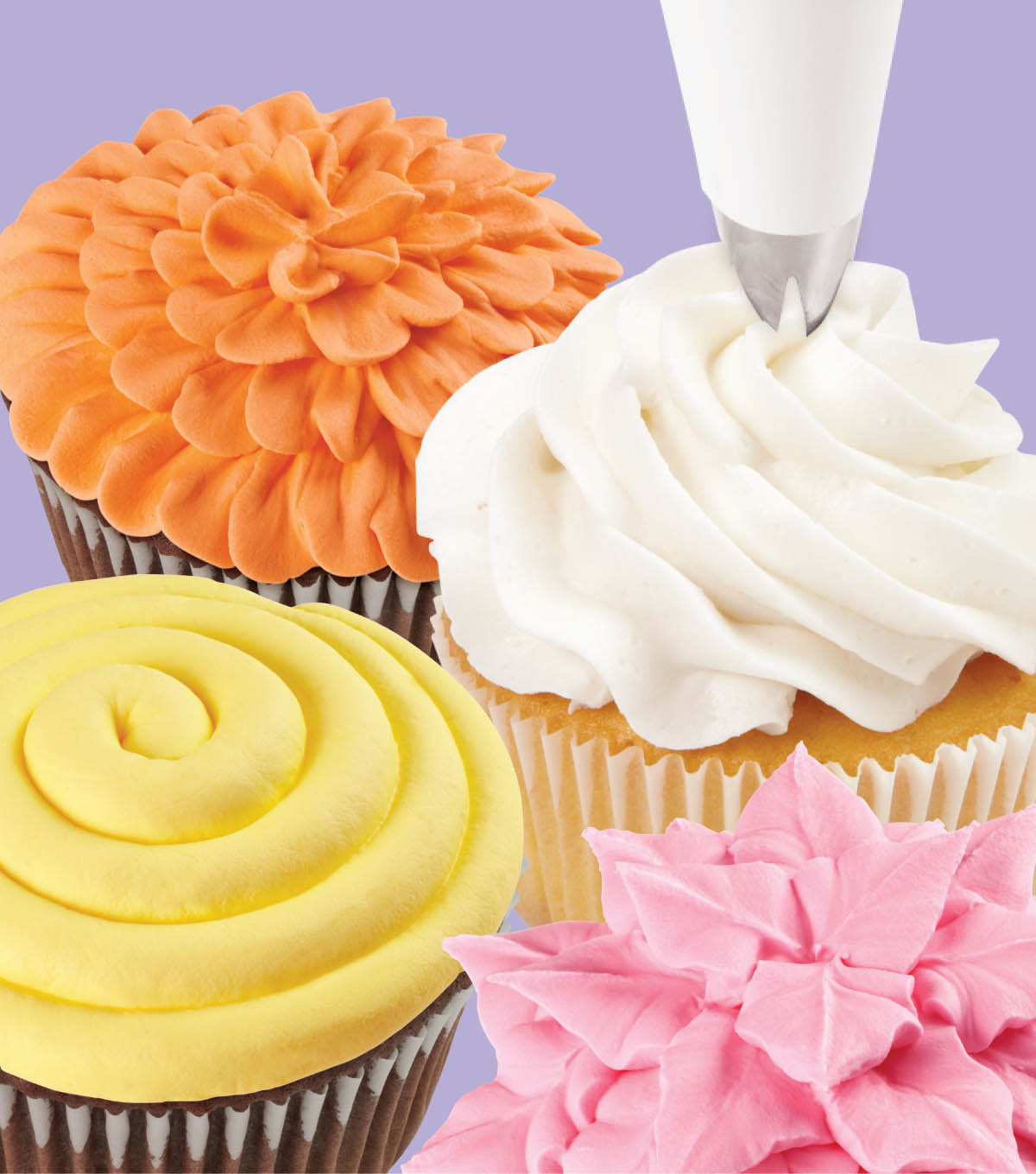 Frosting Cupcake Tips