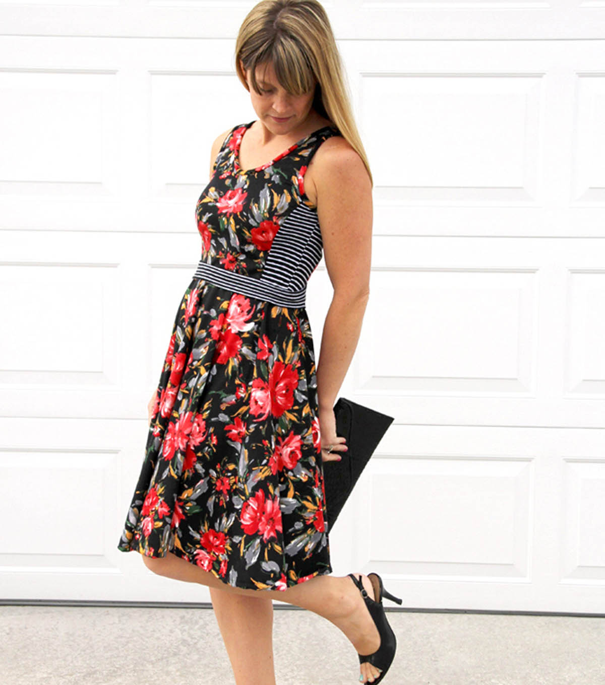 Easy Swing Dress