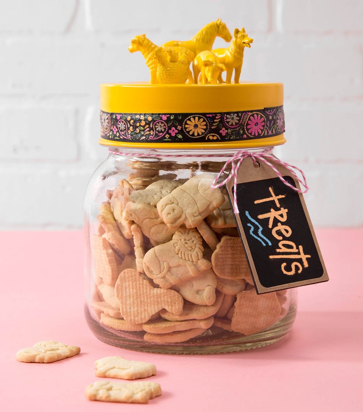 How To Make An Animal Cookie Jar