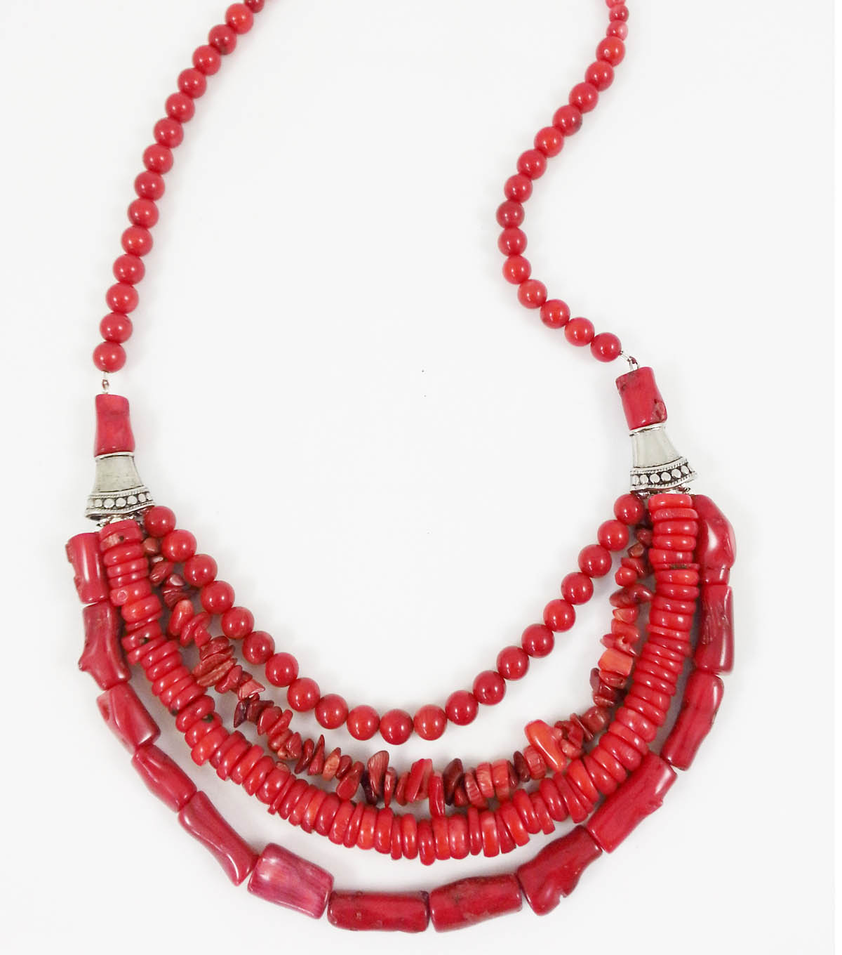 Coral Crush Necklace