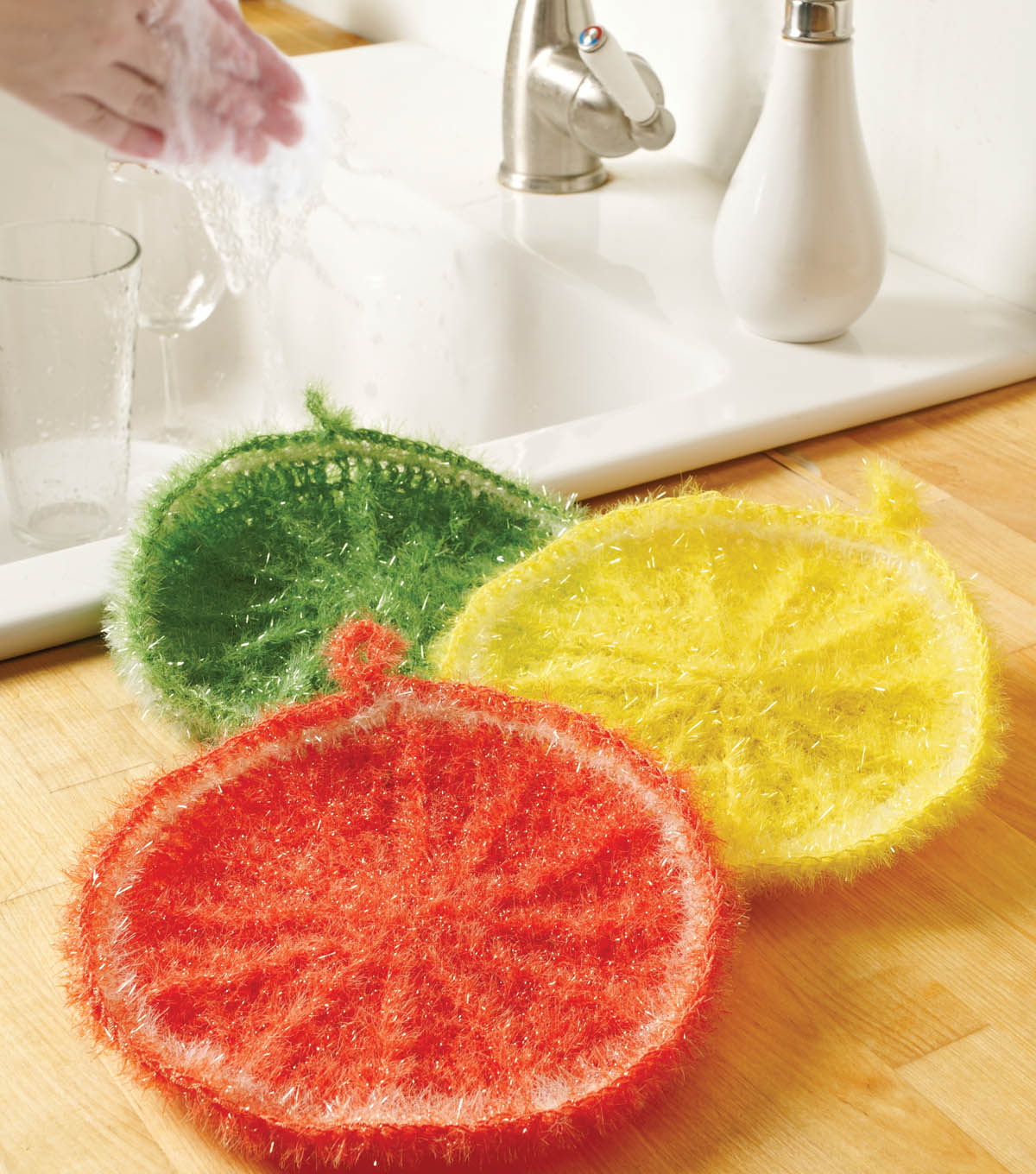 Splash Of Citrus Scrubby