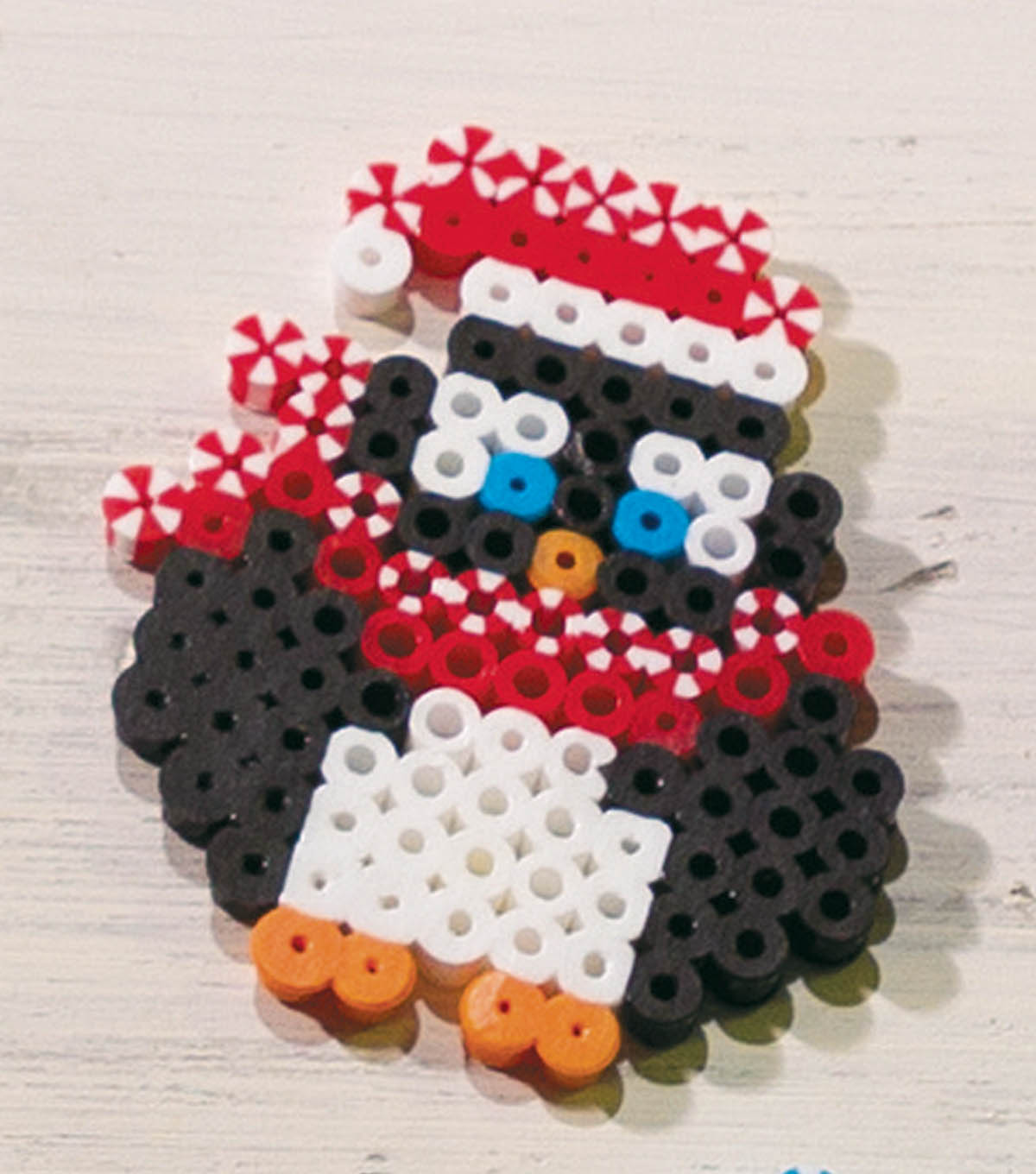 Fusible Beads Penguin