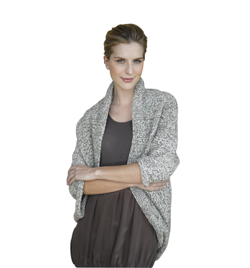 Speckled Shrug