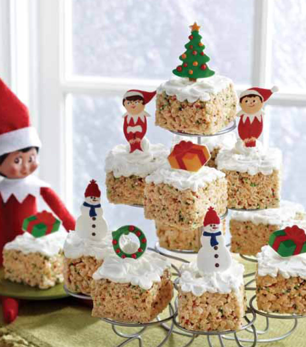 Elf on the Shelf Christmas Treats