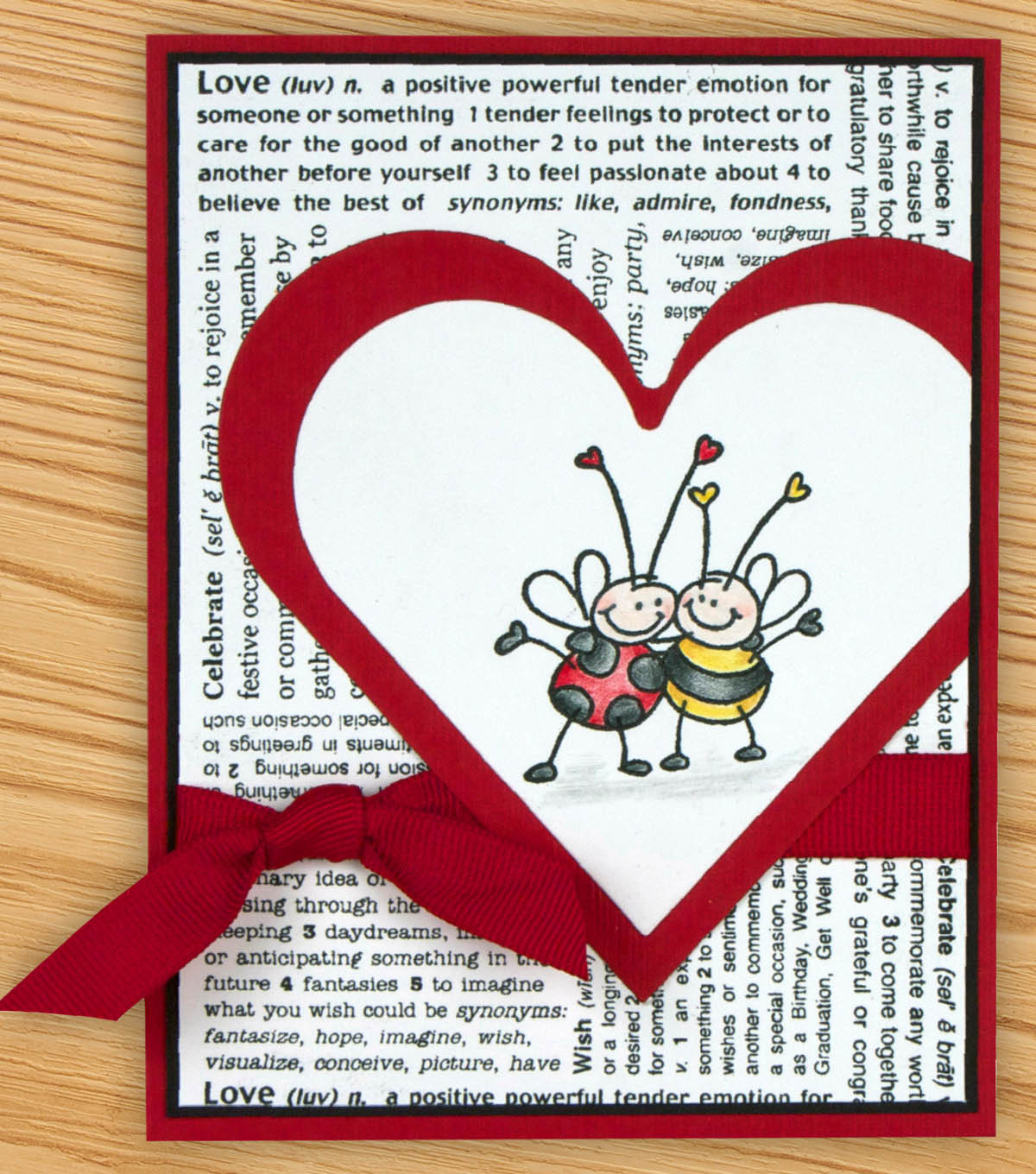 Bee Buddies Valentine