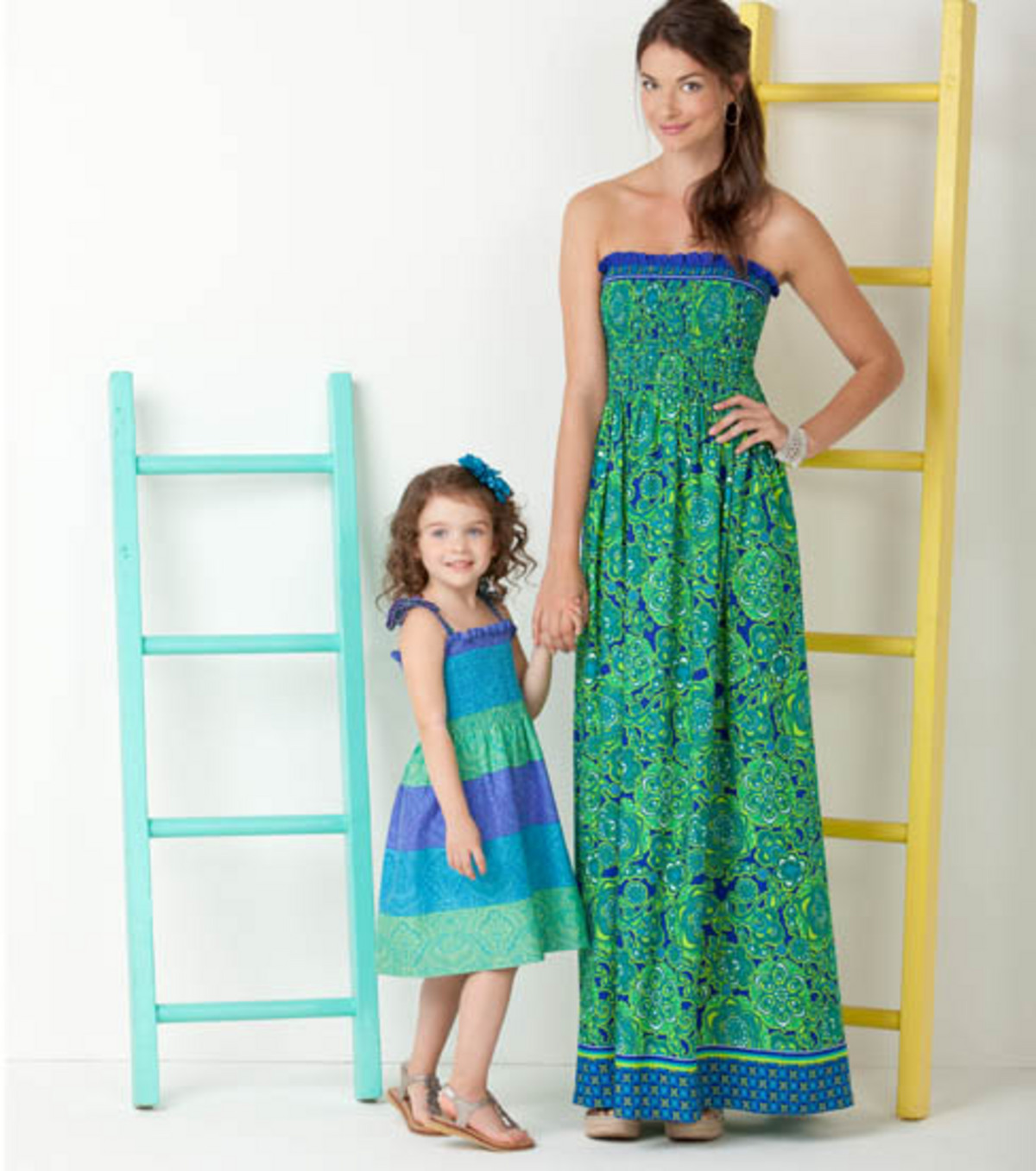 Single Seam Sundress