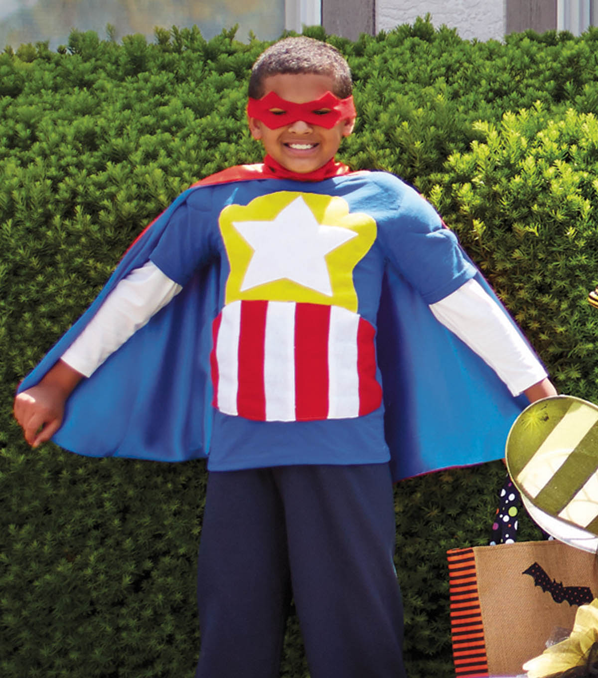 Captain USA Costume