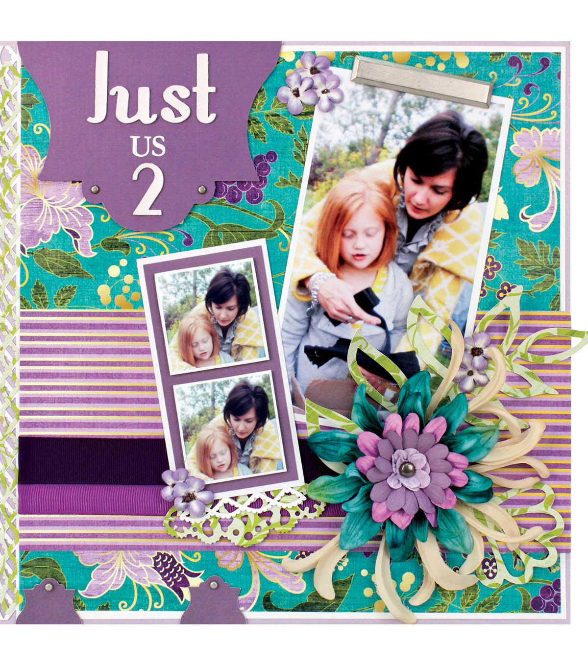Just Us 2 Layout