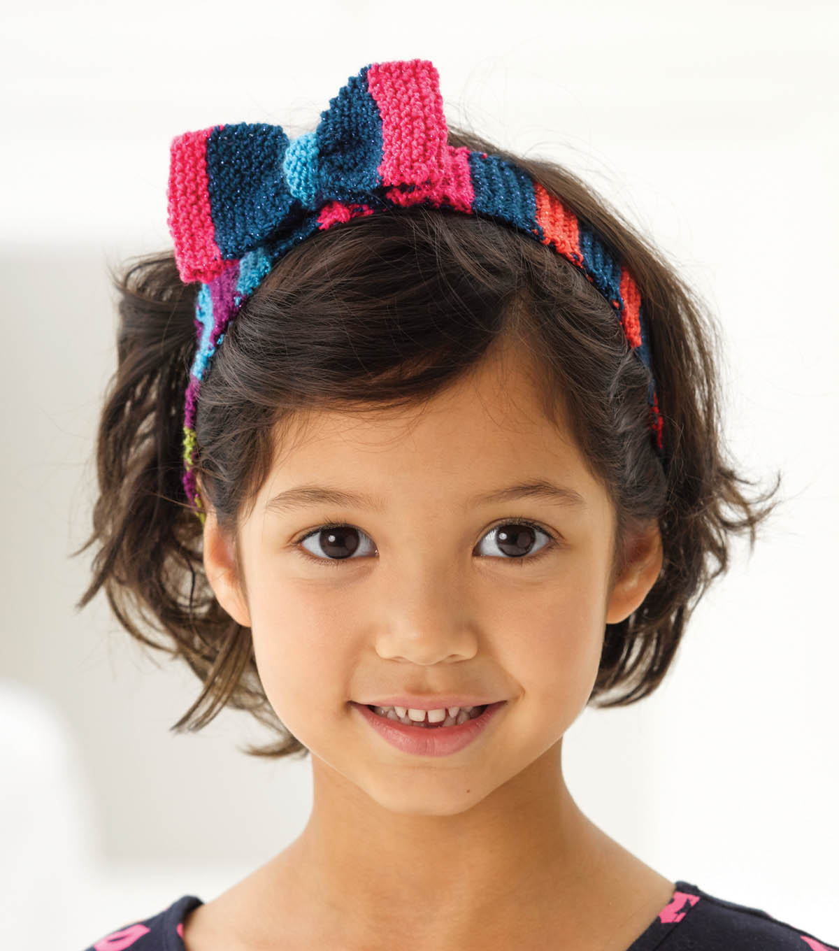 Knit  Headwrap with Bow