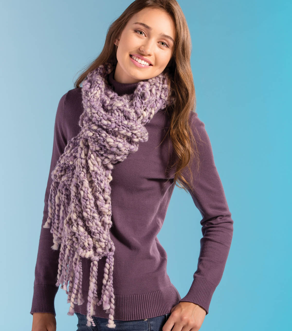Thick & Thin Scarf