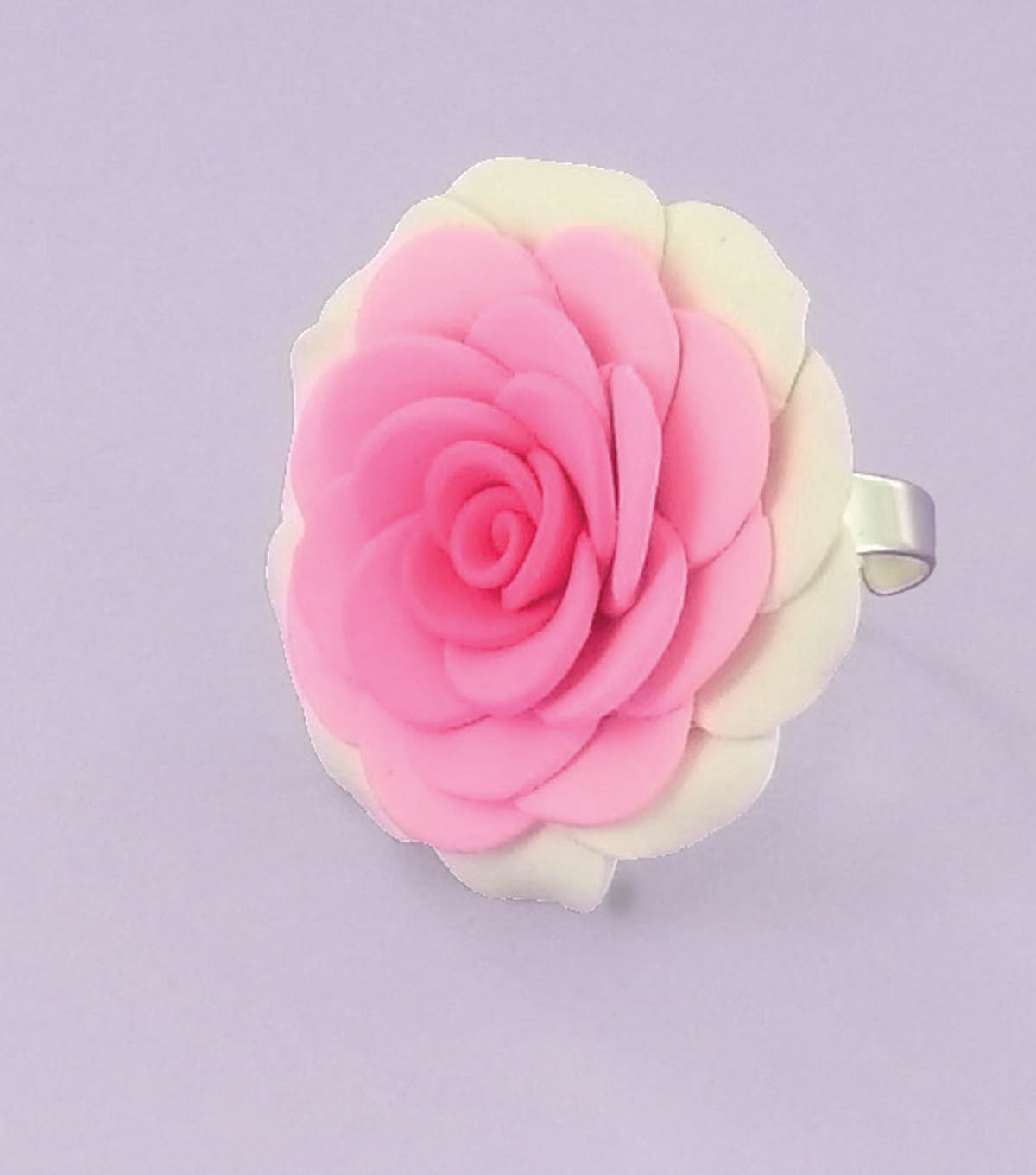 Ombre Rose Ring