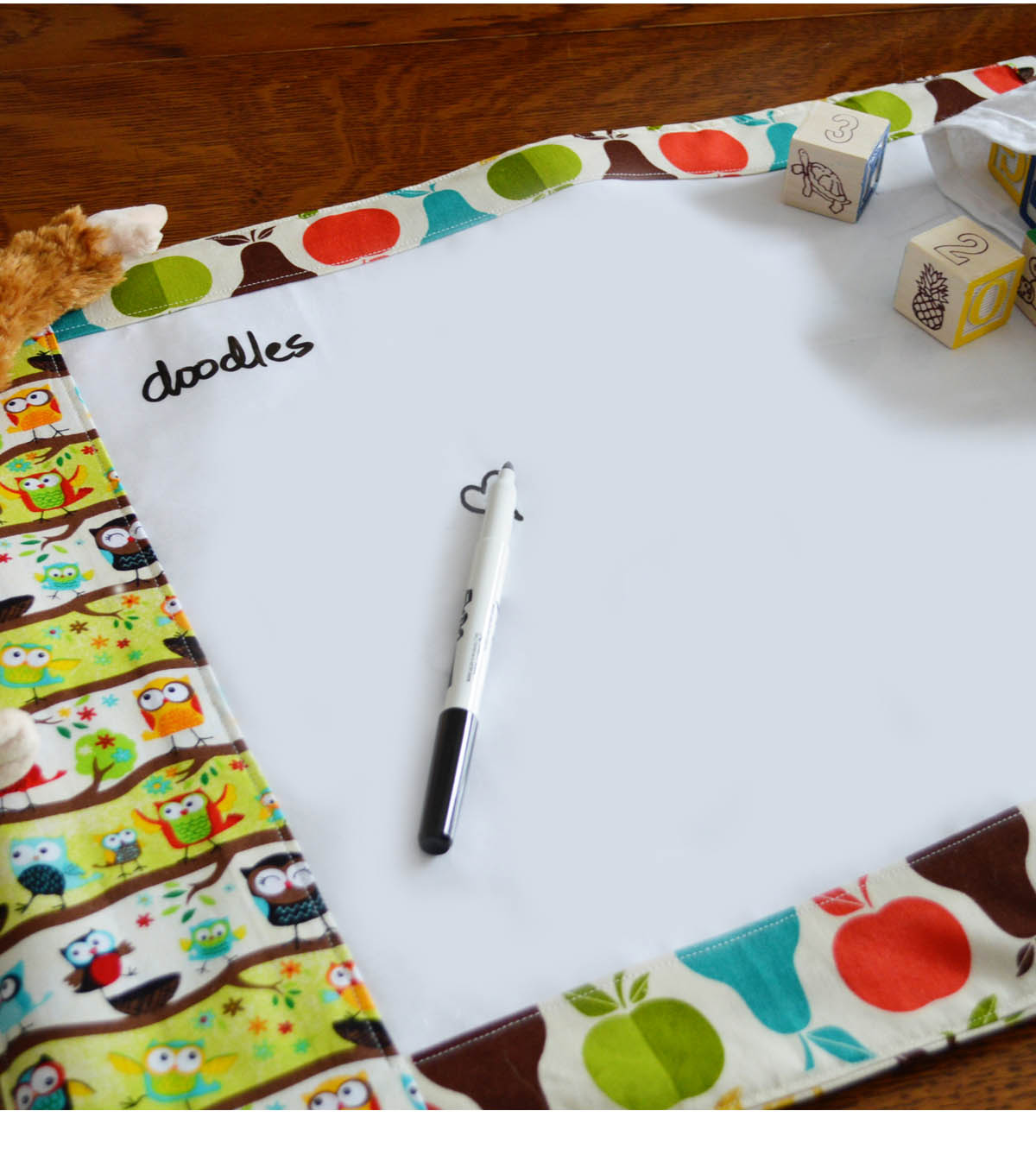 Doodle Activity Board