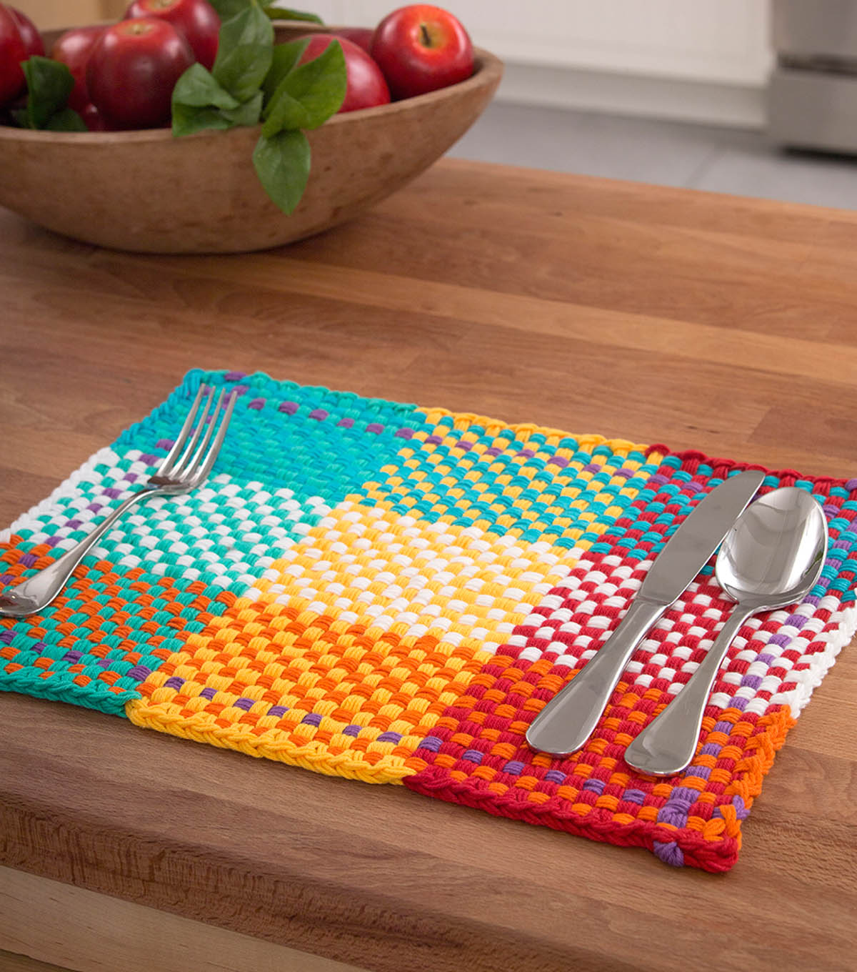 Loom Woven Placemat