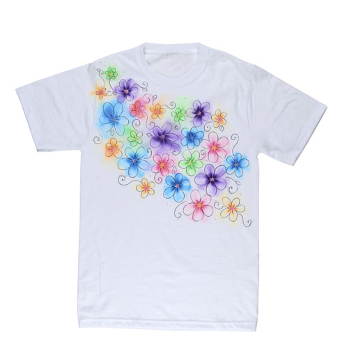 Beautiful Blossoms T-shirt