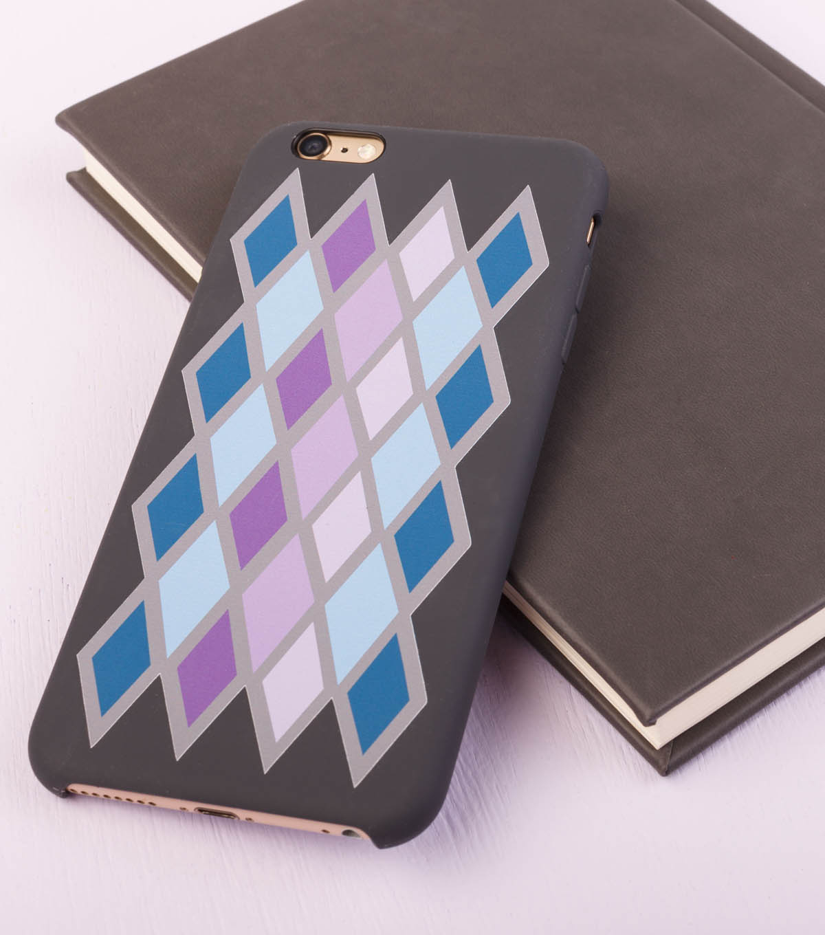 Argyle Phone Case