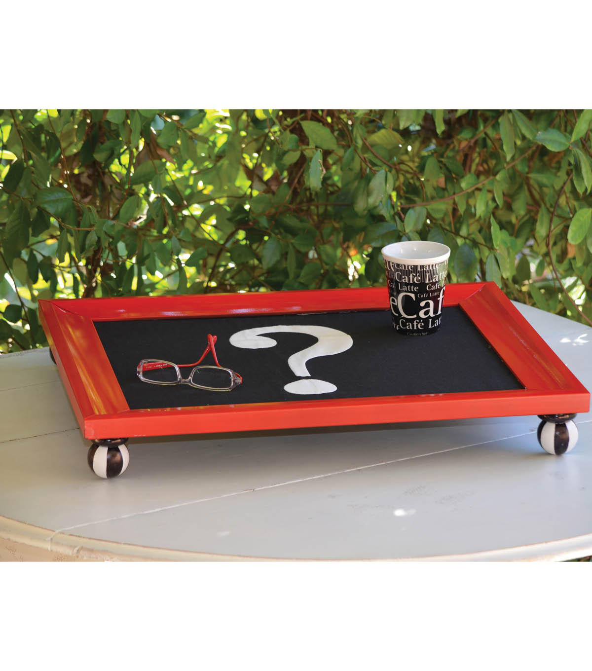 Square By Design® Serving Tray