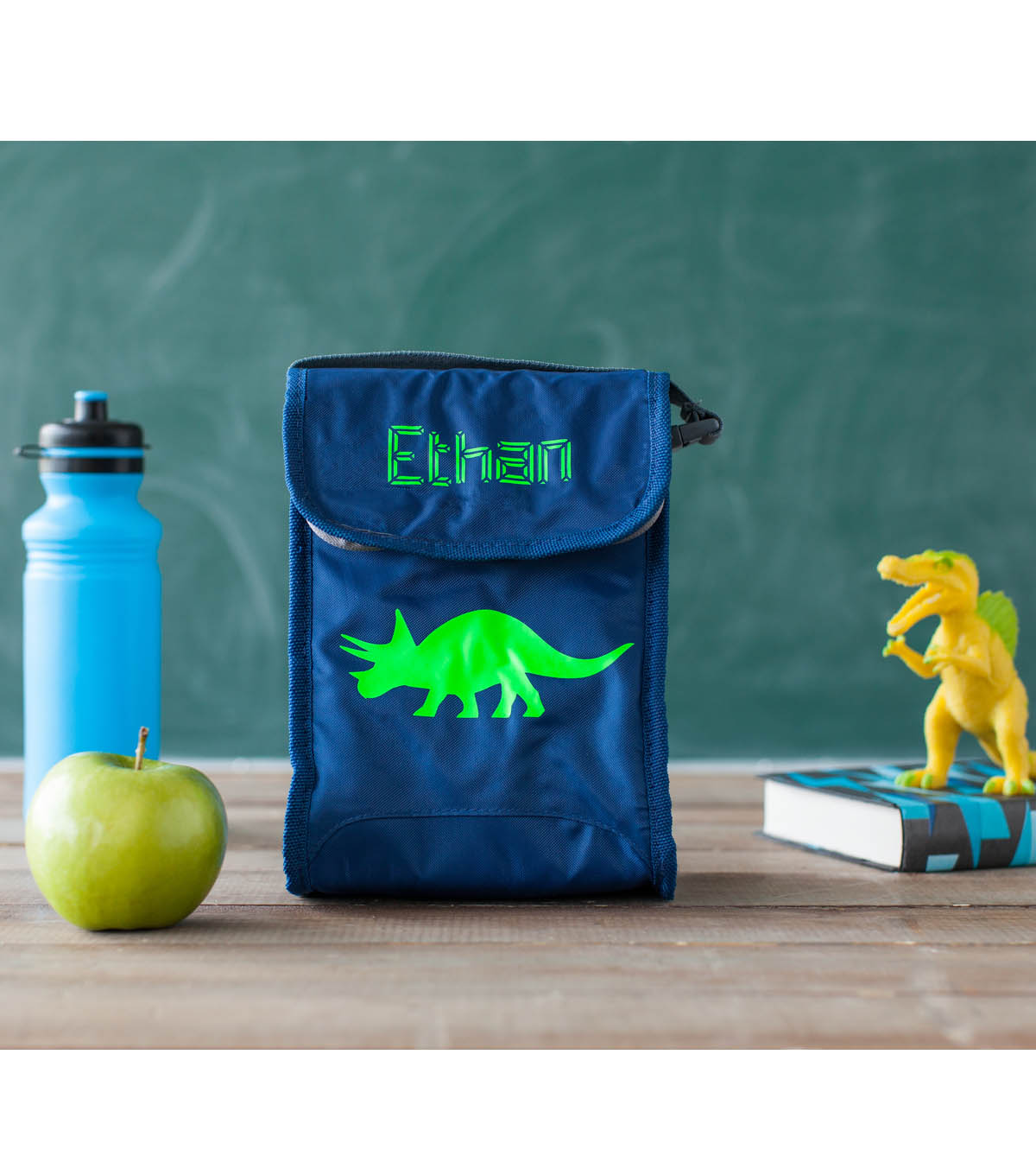 Dinosaur Lunch Tote