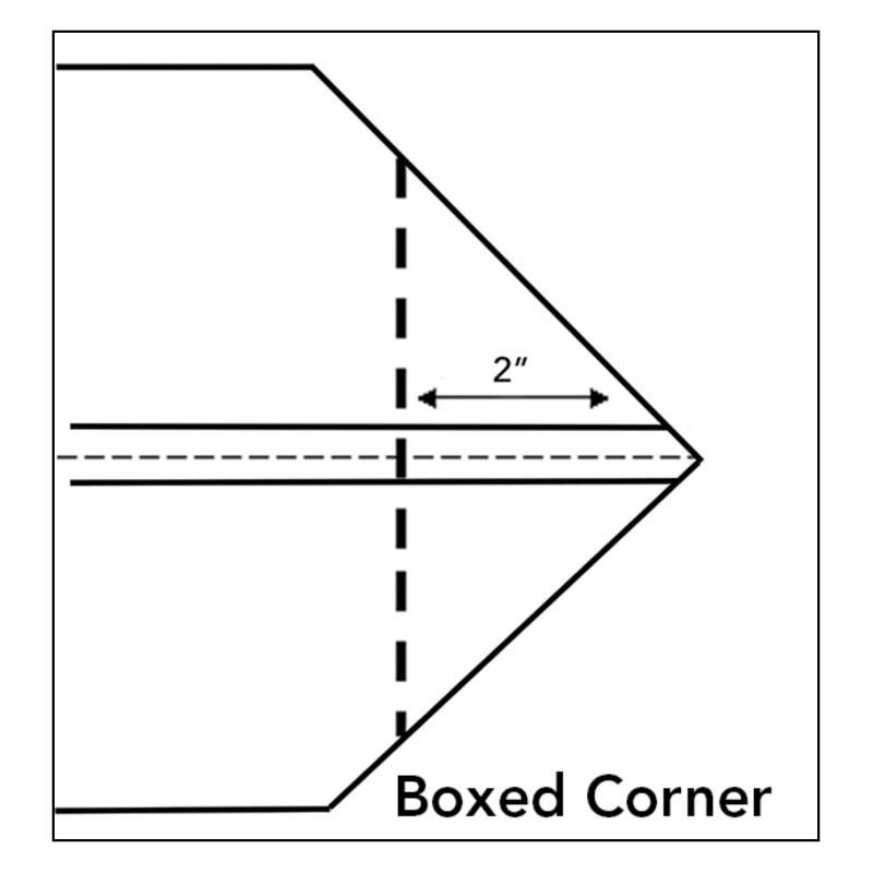 Boxed Corner Image