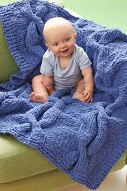Coziest Baby on the Block Blanket