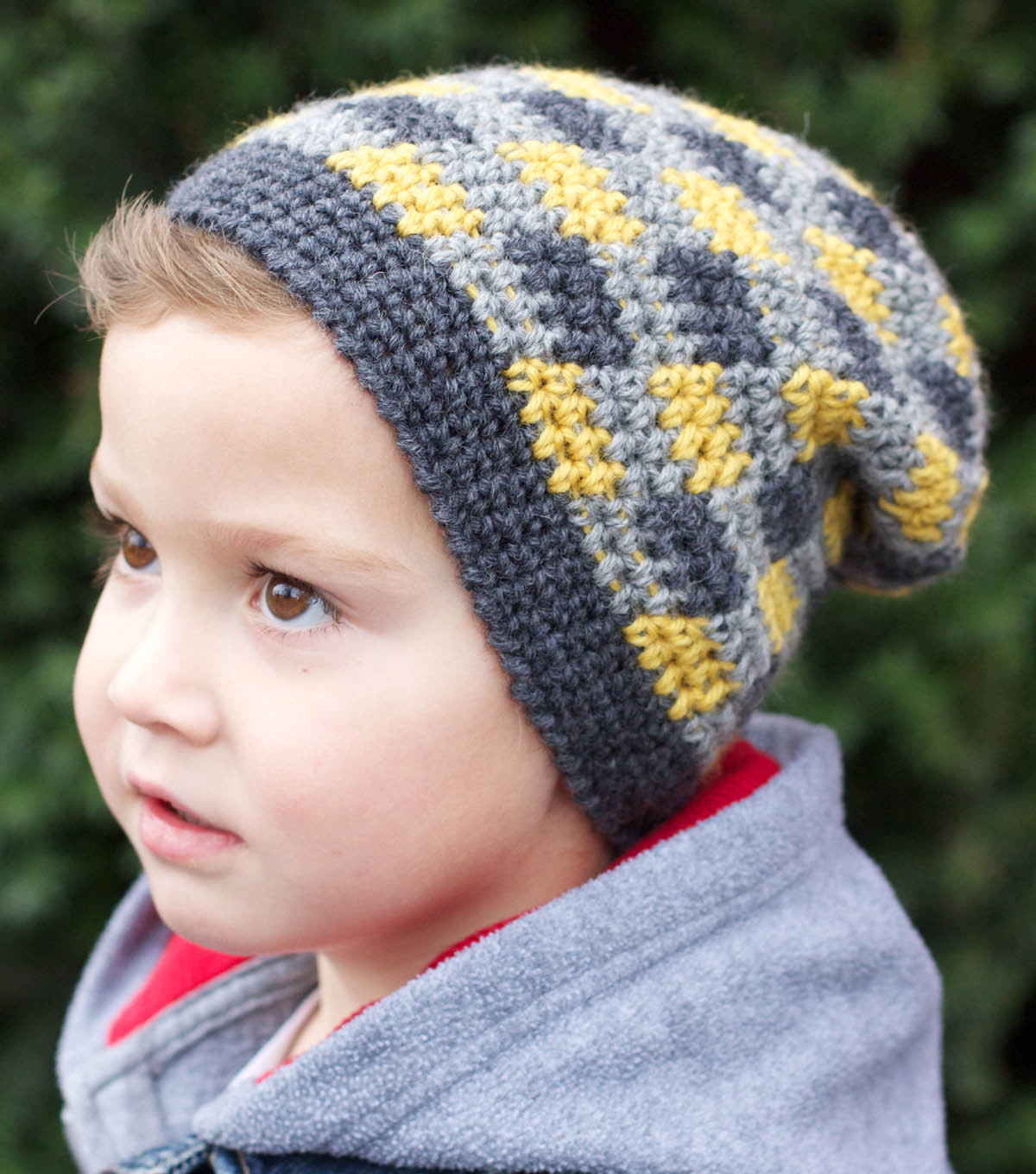 Classic Wool Slouchy Beany