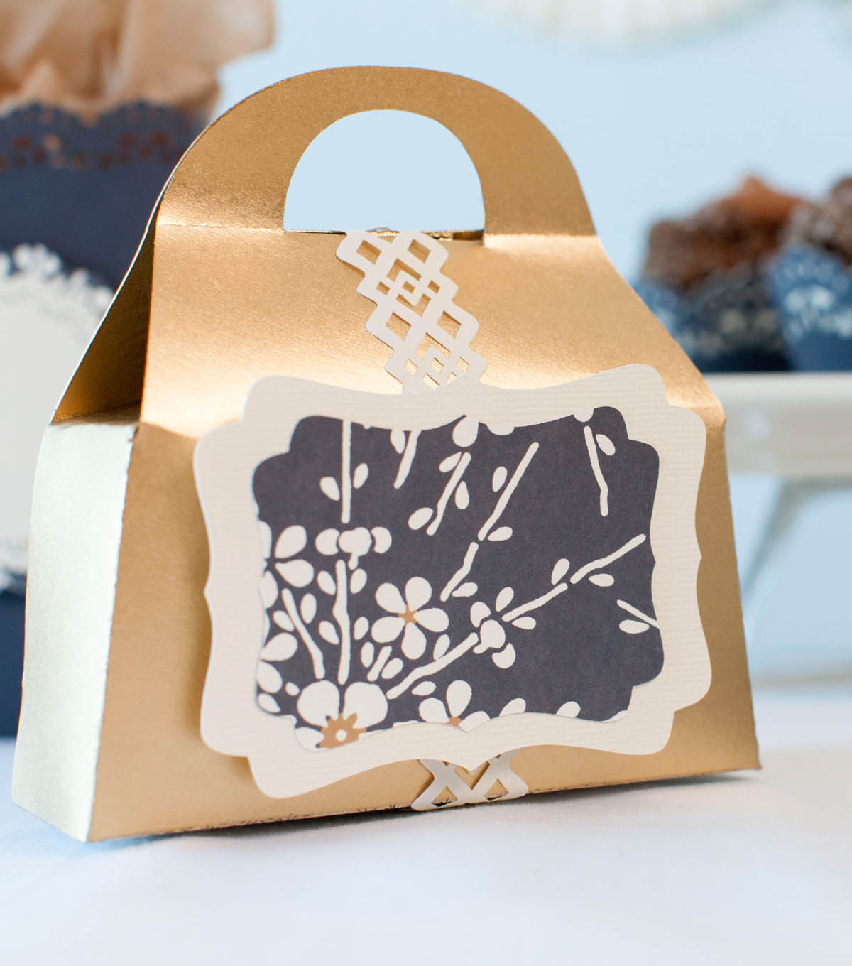 Splendid Soiree Lace Party Box