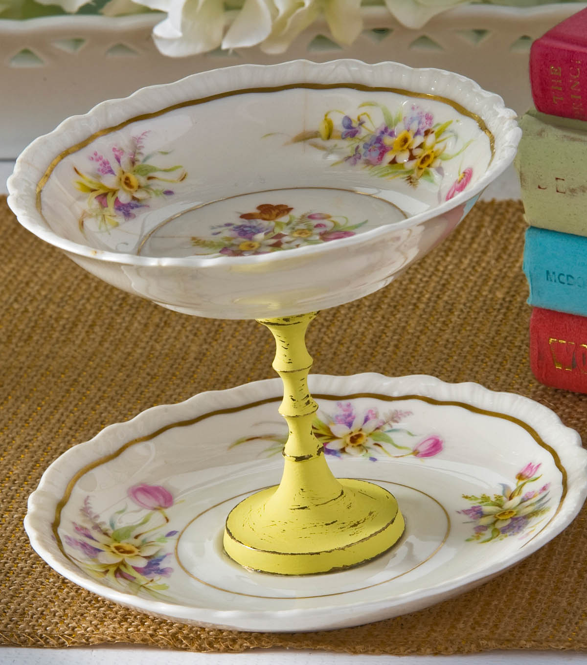 Tiered Serving Dish