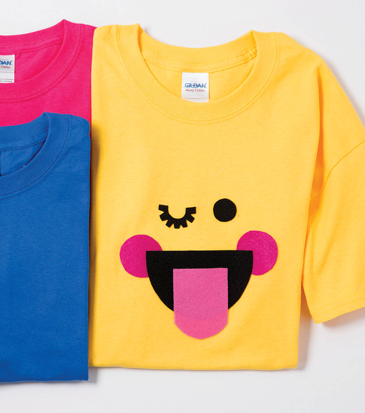 Emoji Faced T shirt