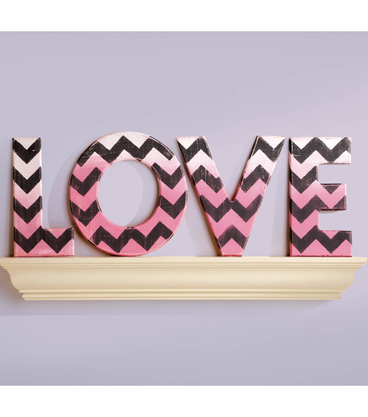Herringbone Love Letters