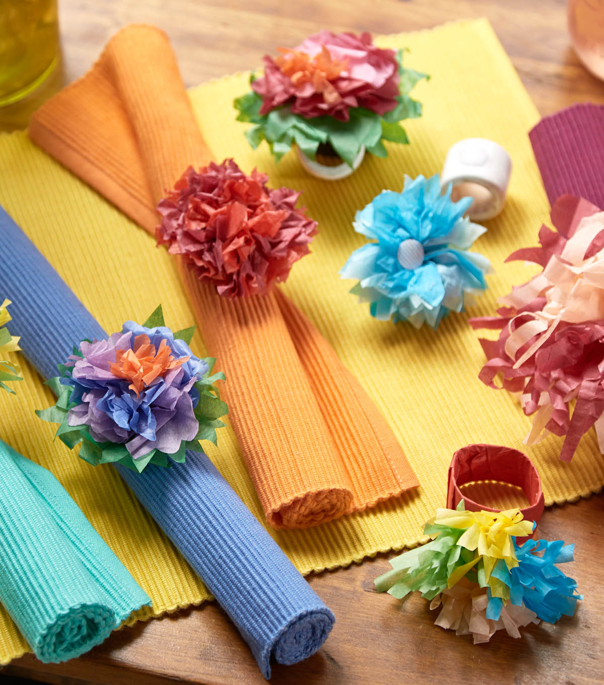 Cinco De Mayo Napkin Rings