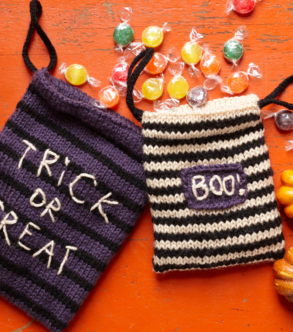 Large Scary Treat Bag